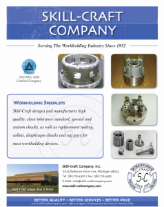 Skill Craft Company Workholding Specialists