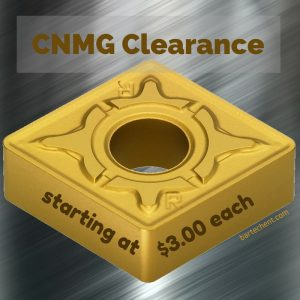 CNMG Clearance