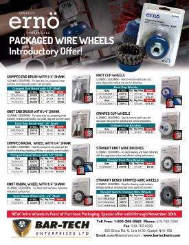 erno Wire Wheel Promotion